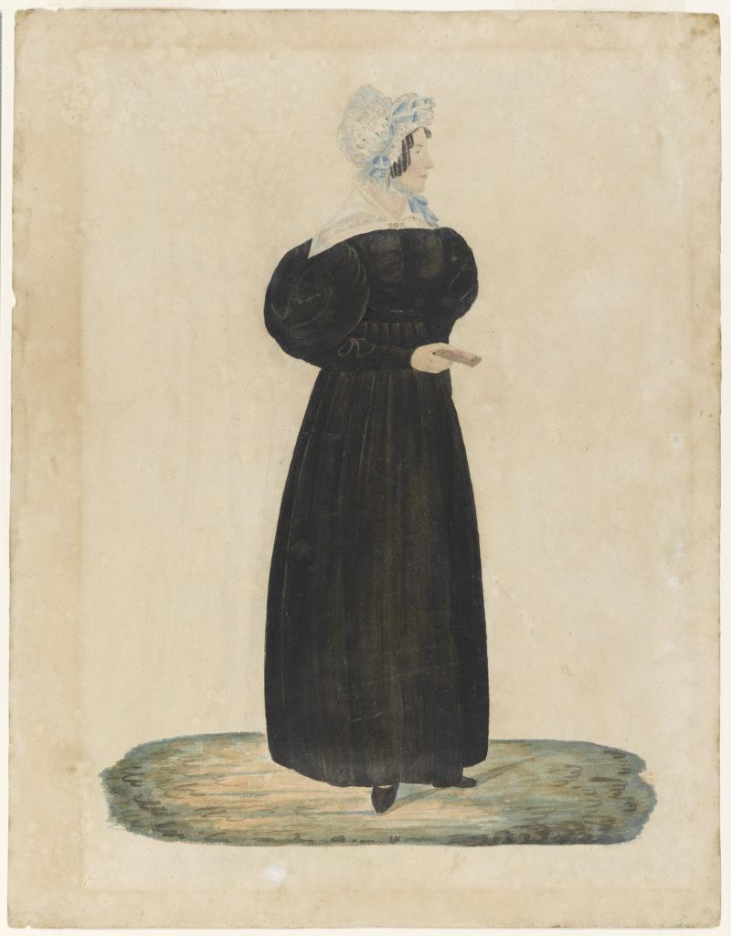 Mrs George (Eliza Sophie) Prince